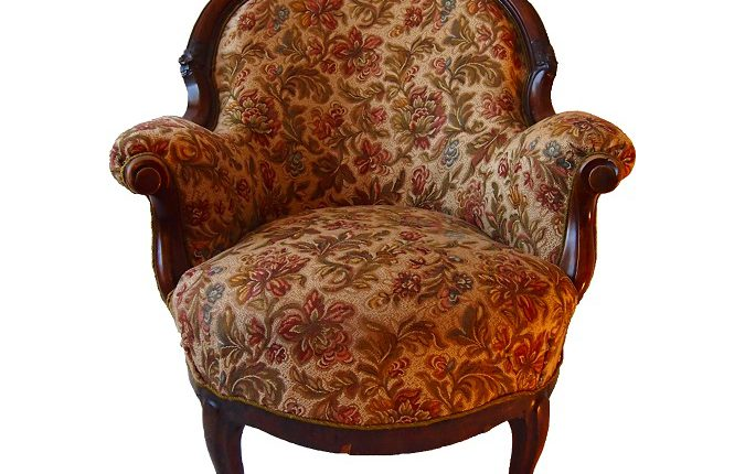 BAROQUE FRENCH ARMCHAIR